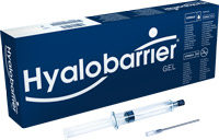 Hyalobarrier gel